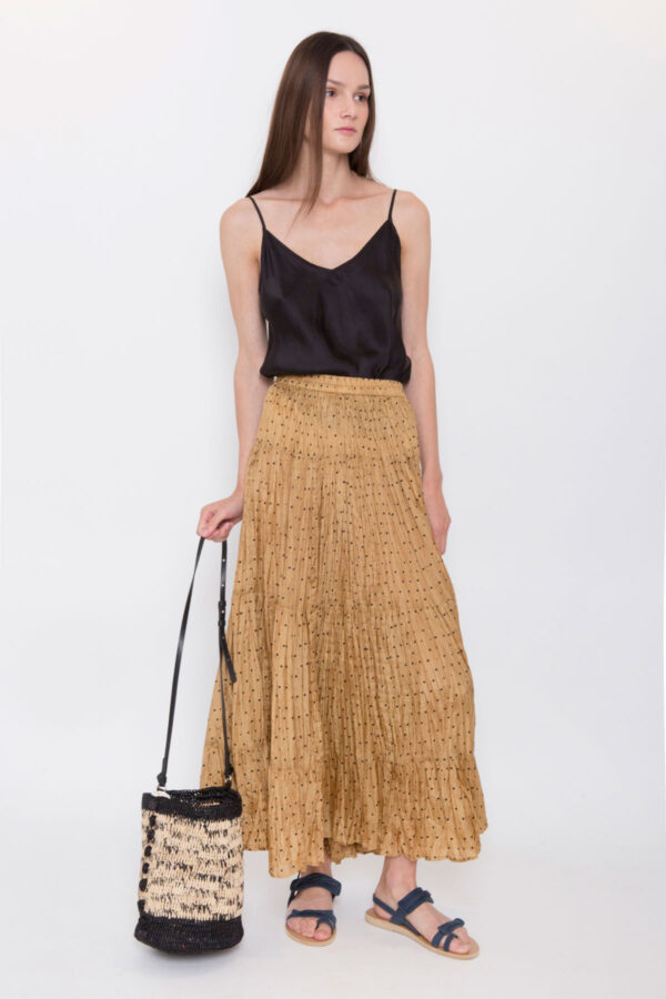 branislava-skirt-mesdemoiselles-silk-pleated-matchboxathens