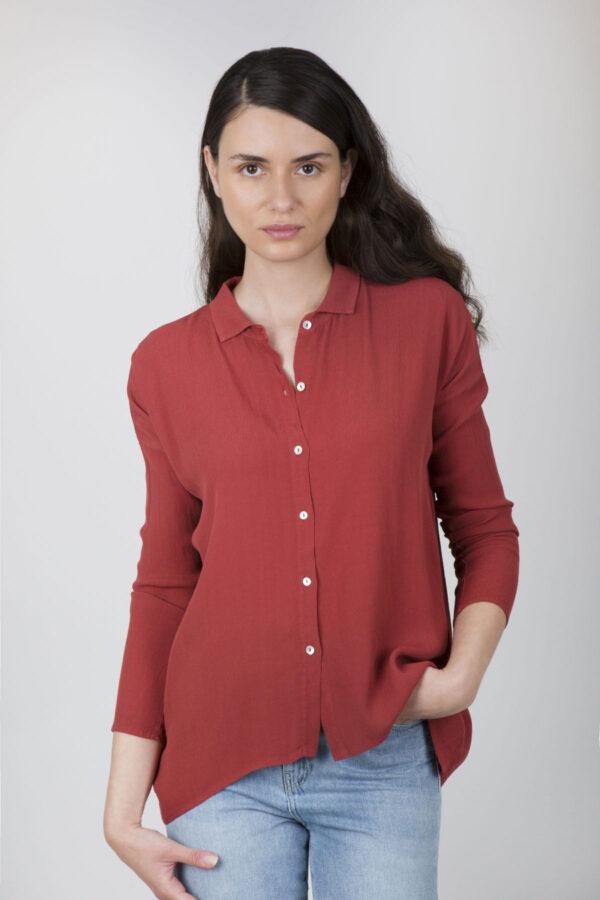 shirt-oversized-crossley-matchboxathens-brickred-viscose
