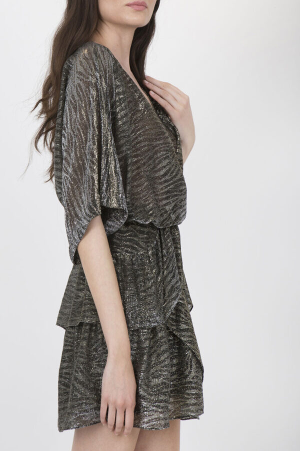 ruffle-dress-iro-metallic-matchboxathens