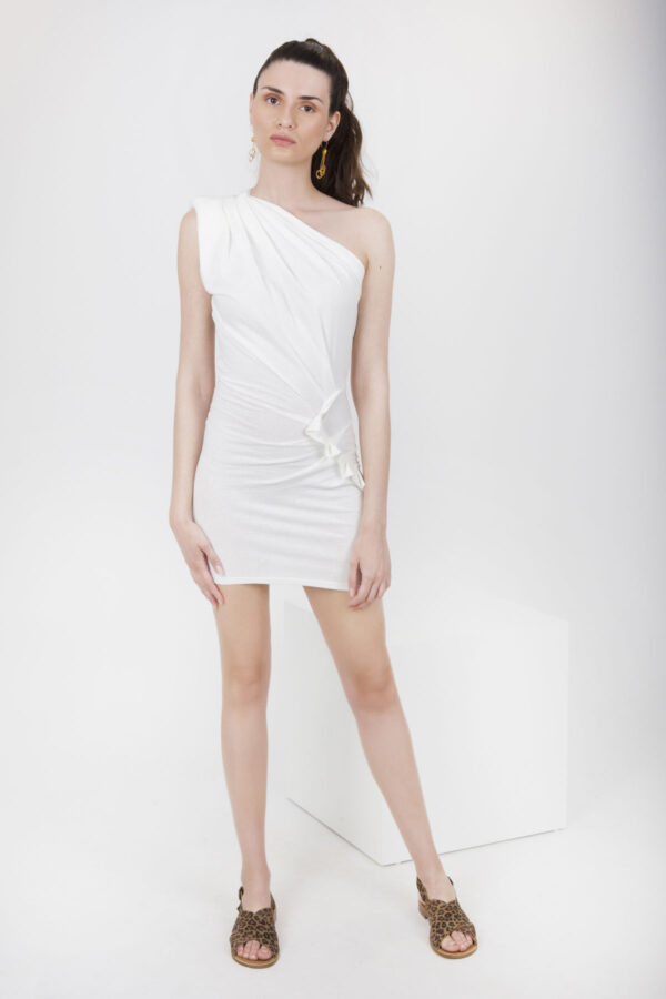 iro-one-shoulder-dress-elastic-matchboxathens