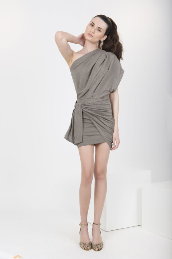 gidya-iro-dress-one-shoulder-linen-matchboxathens
