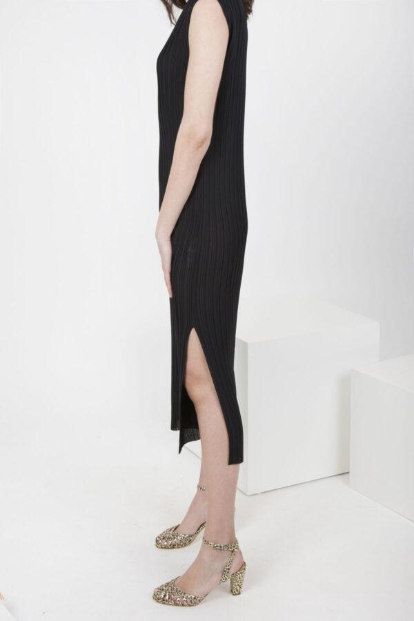 twist-tango-inez-dress-black-pleats-matchboxathens