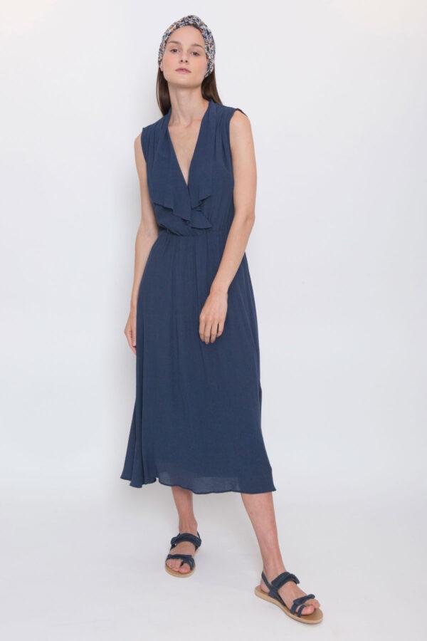 mira-dress-long-ruffle-sleeveless-matchboxathens