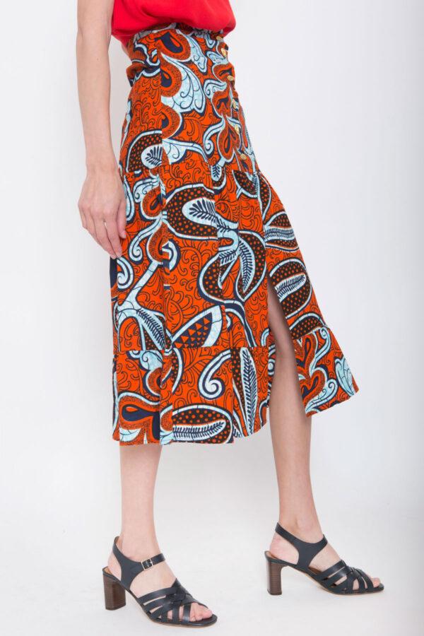 jaki-skirt-kimale-african-print-midi-matchboxathens