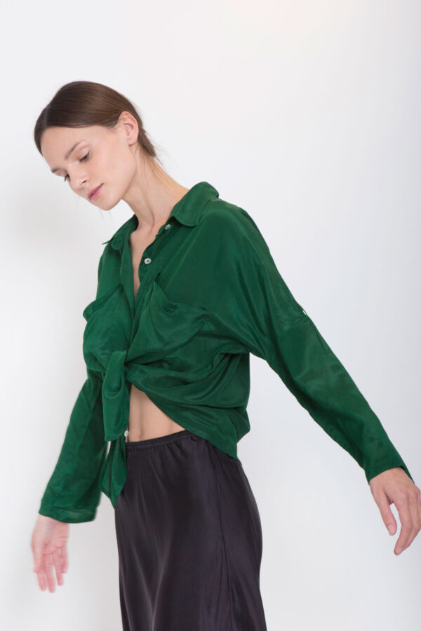 excalibur-silk-shirt-mesdemoiselles-matchboxathens-green