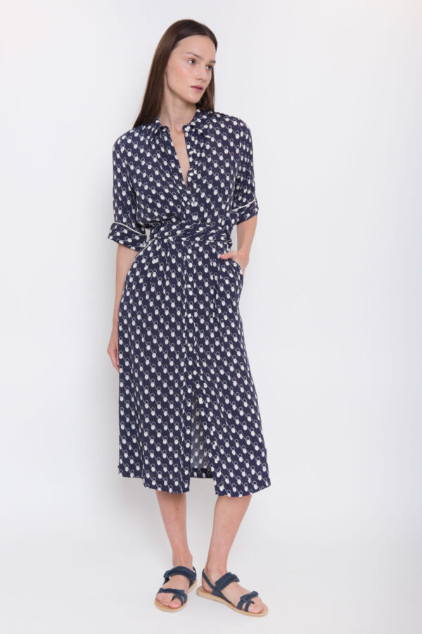 relative-dress-la-petite-francaise-blue-midi-matchboxathens