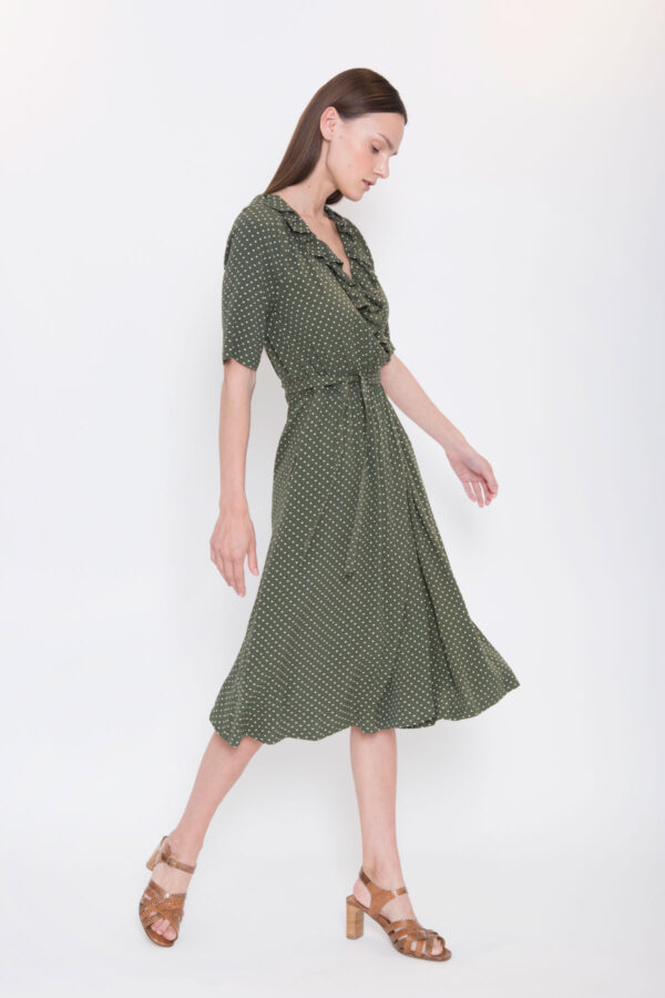 henny-dress-polka-dot-khaki-matchboxathens