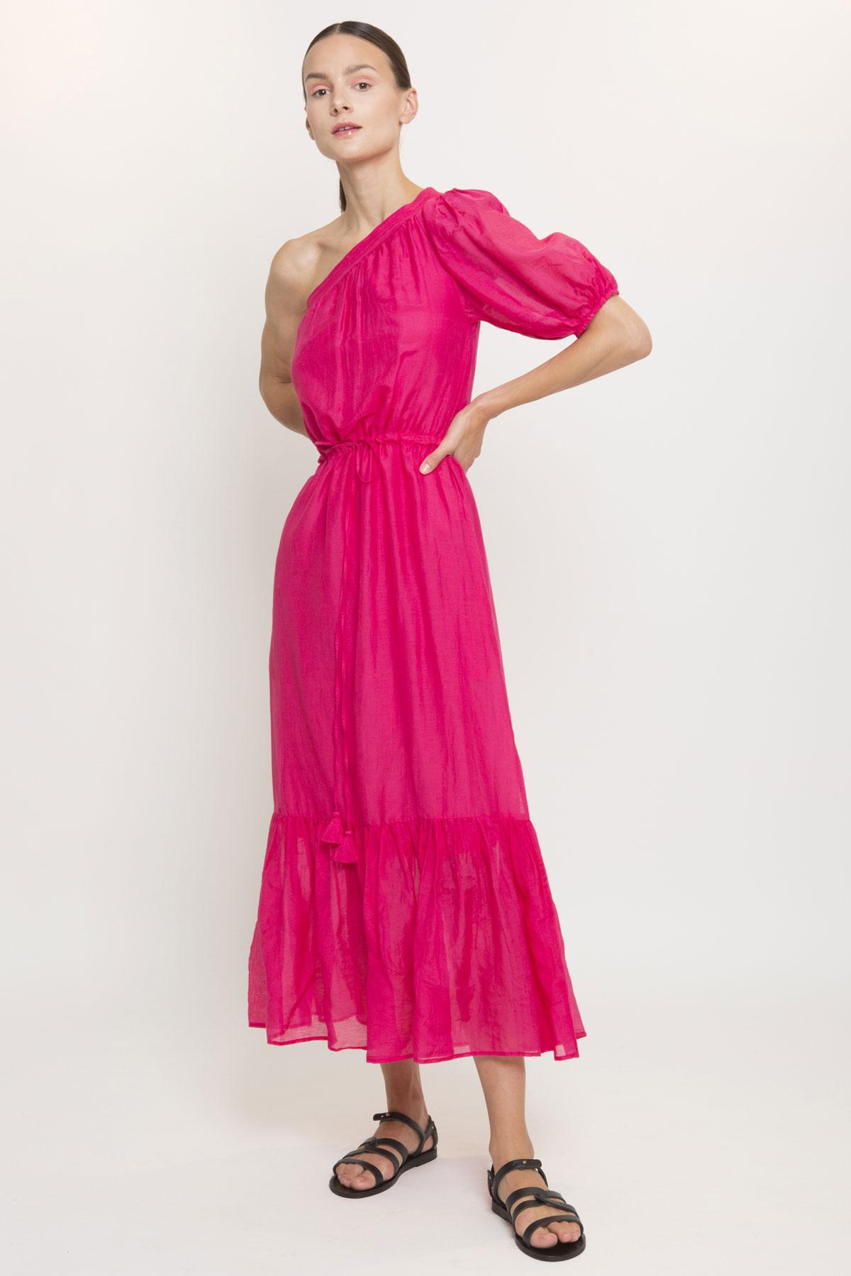 naora-dress-one-shoulder-vanessa-bruno-matchboxathens