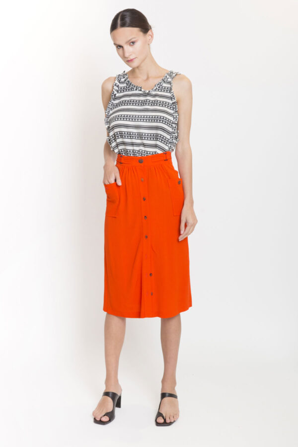 juchee-skirt-red-petite-francaise-matchboxathens