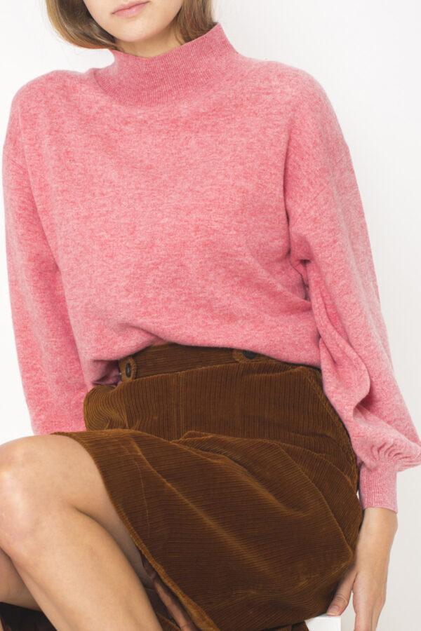 Suncoo Plery Rose Sweater-matchboxathens