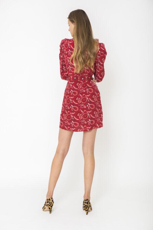 cenet-dress-red-suncoo-matchboxathens