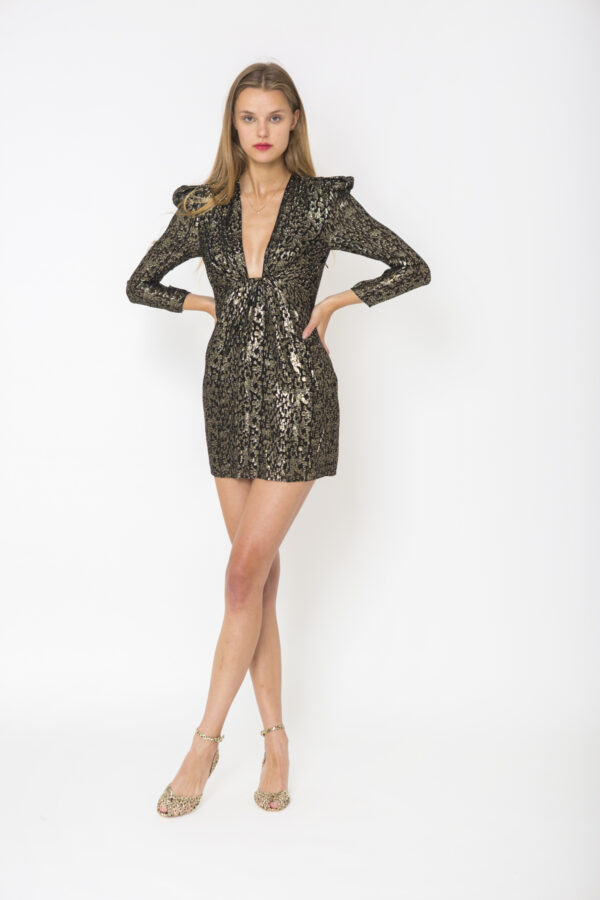 ribunea-dress-iro-metallic-matchboxathens