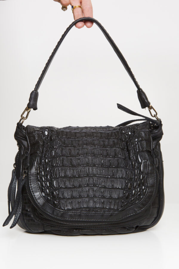 rum-black-croccodile-bag-handmade-leather-reptiles-house-matchboxathens