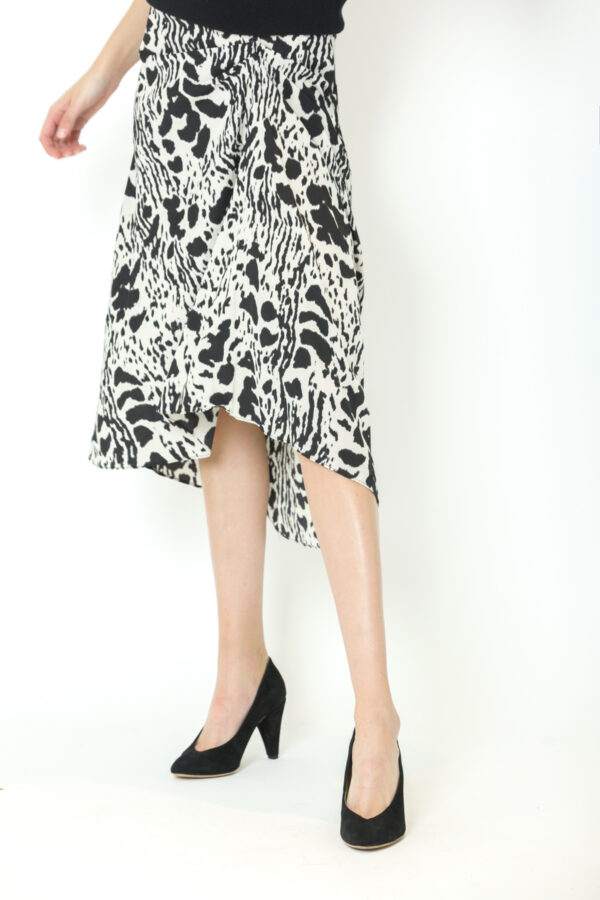 opera-skirt-bash-animal-print-black-white-matchboxathens