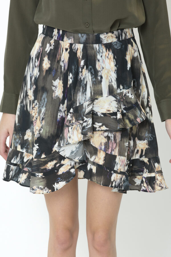 clemire-skirt-black-silk-iro-matchboxathens