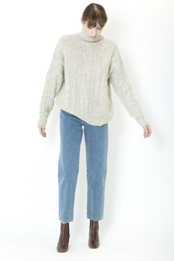 marianna-sweater-twist-tango-ecru-high-collar-cable-matchboxathens