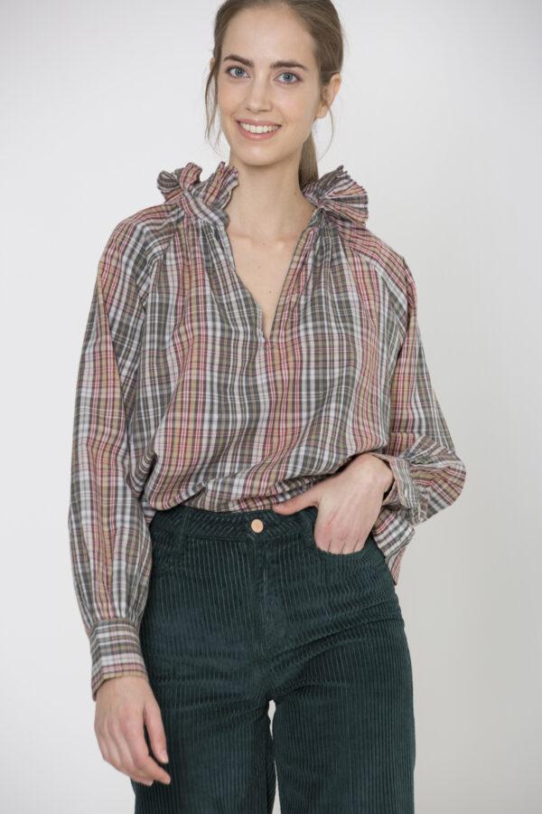 claudy-blouse-check-charlie-joe-matchboxathens