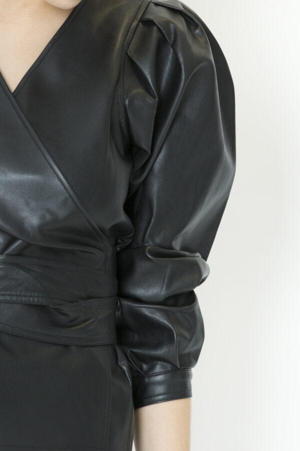 vegan-leather-liviablouse-wrap-twist-tango-matchboxathens