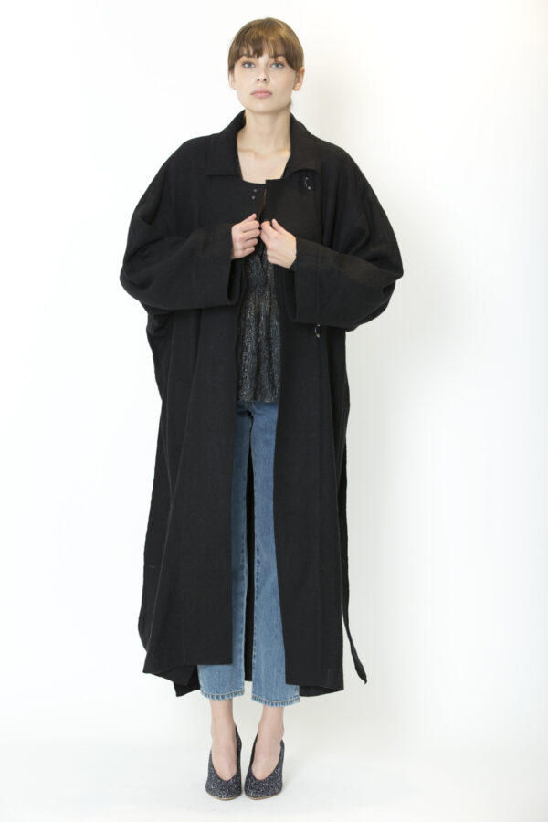 caribou-coat-wool-black-mesdemoiselles-matchboxathens