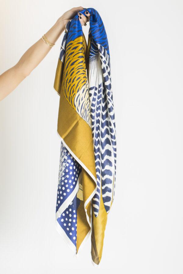 gallinace-blue-scarf-inouitoosh-modal-silk-matchboxathens