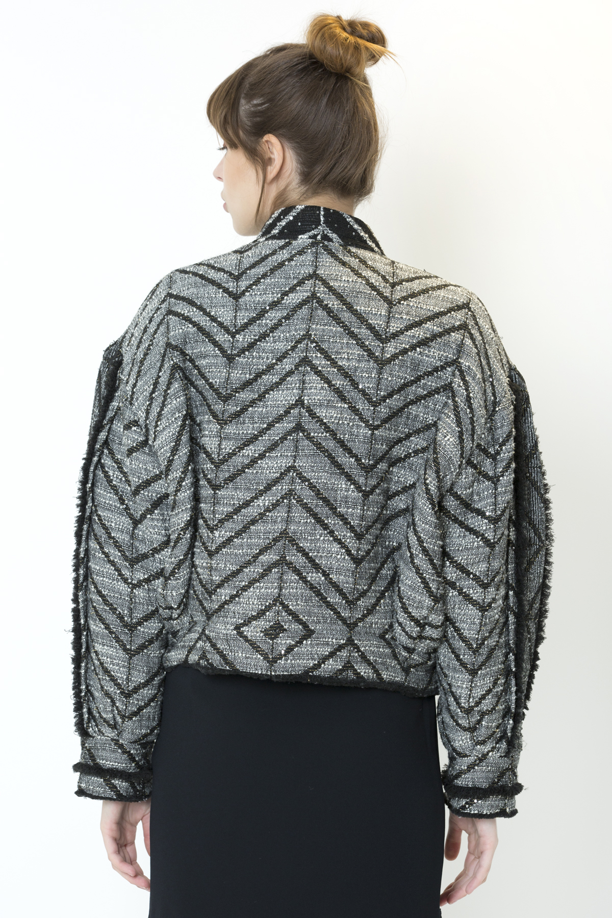 blinder-jacket-bomber-iro-geometric-fringed-black-white-matchboxathens