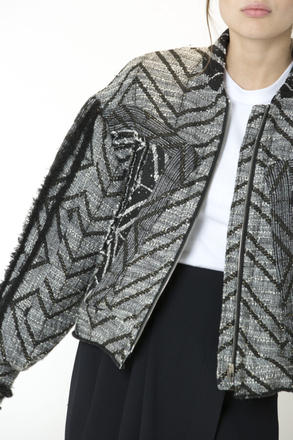 blinder-jacket-bomber-iro-geometric-fringed-black-white-matchboxathens