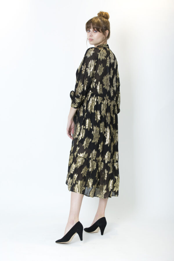 katte-iro-dress-black-gold-floral-matchboxathens