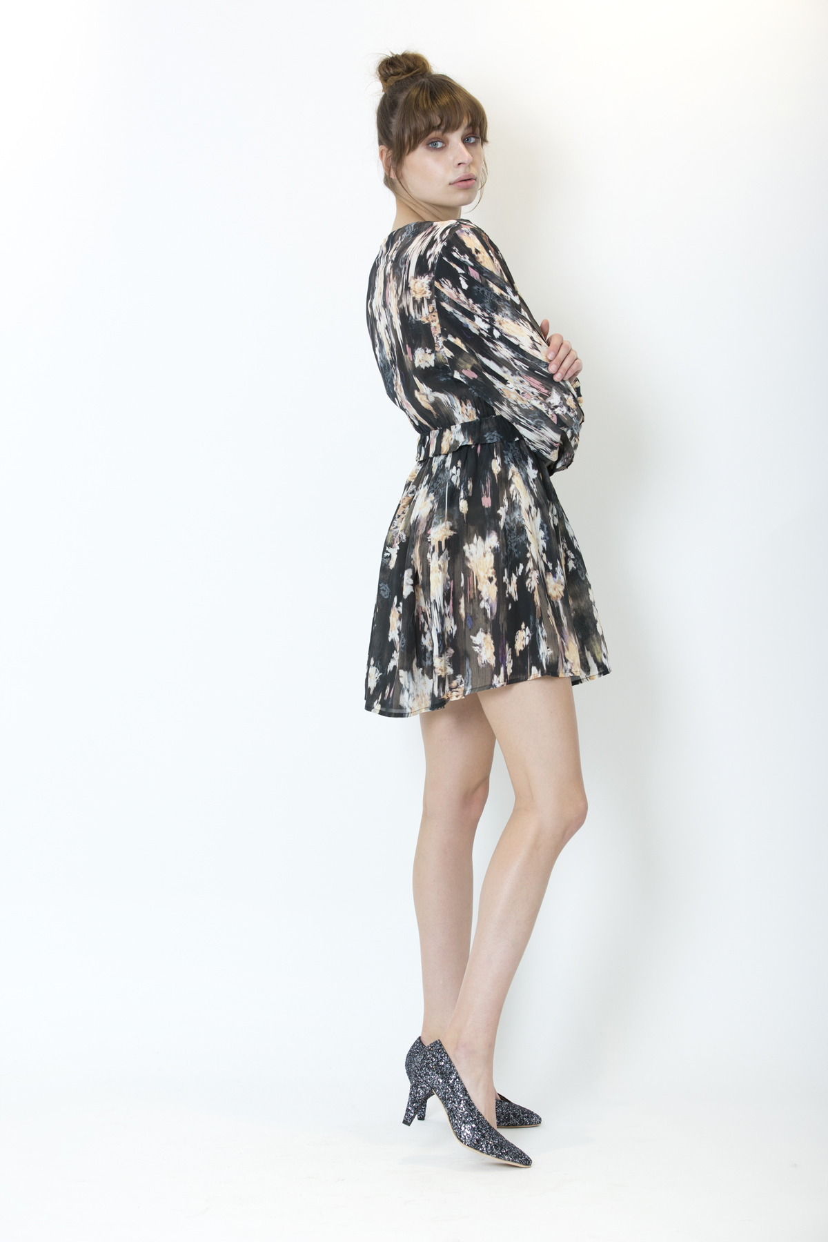 kemy-dress-iro-printed-silk-matchboxathens