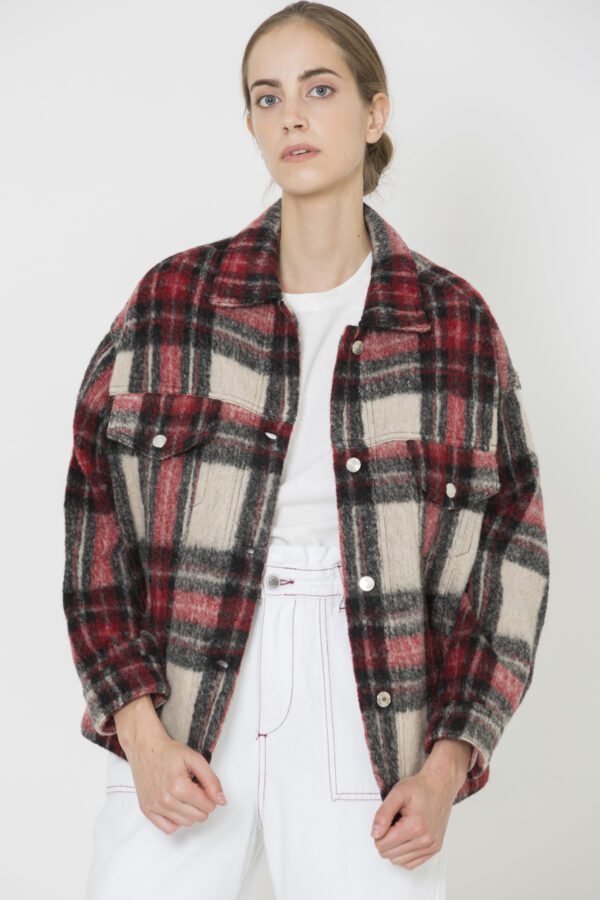 bamba-iro-jacket-checked-red-black-wool-matchboxathens