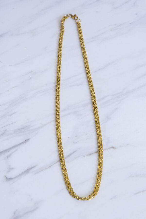 wheat-gold-plated-steel-chain-necklace-sarli-matchboxathens