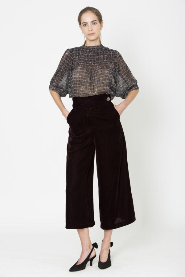pascal-velvet-bordeaux-pants-cropped-uniforme-matchboxathens