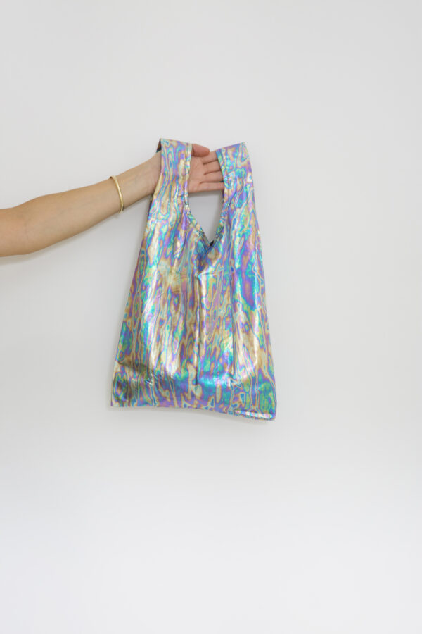 baby-baggu-shopping-bag-reusable-nylon-rainbow-metallic-matchboxathens