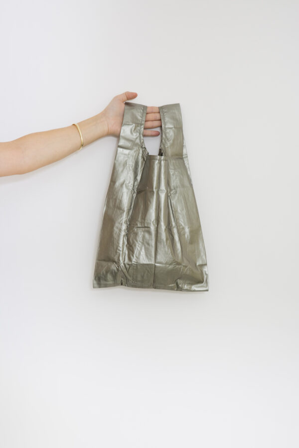 baby-baggu-shopping-bag-reusable-nylon-pewter-metallic-matchboxathens