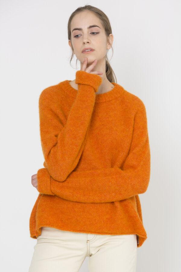 east-sweater-wool-orange-american-vintage-matchboxathens