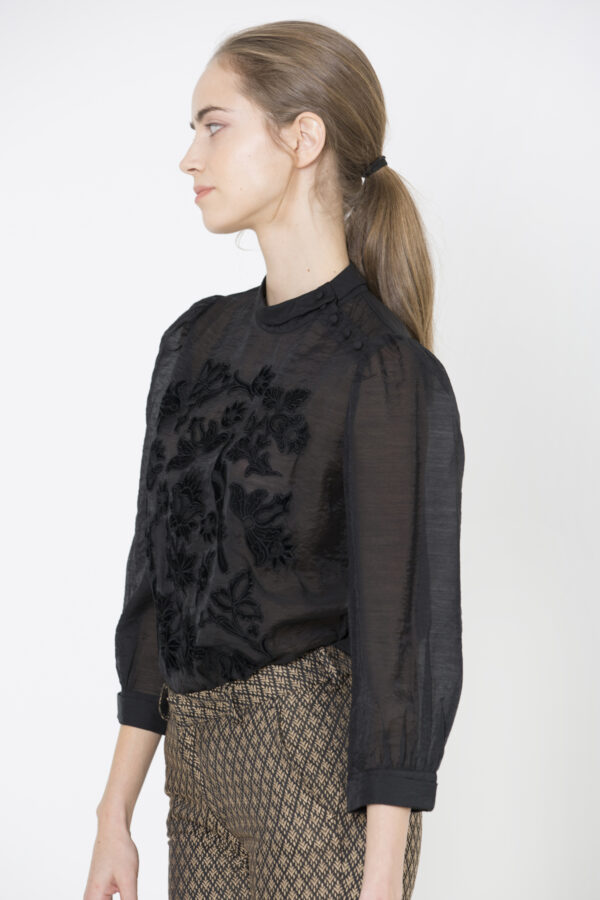 cavallini-top-tafta-velvet-embroidery-black-sessun-matchboxathens