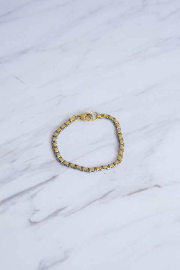 two-tone-box-chain-silver-gold-bracelet-sarli-matchboxathens