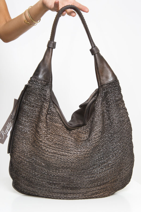 wave-chocolate-bag-leather-handmade-reptiles-house-matchboxathens