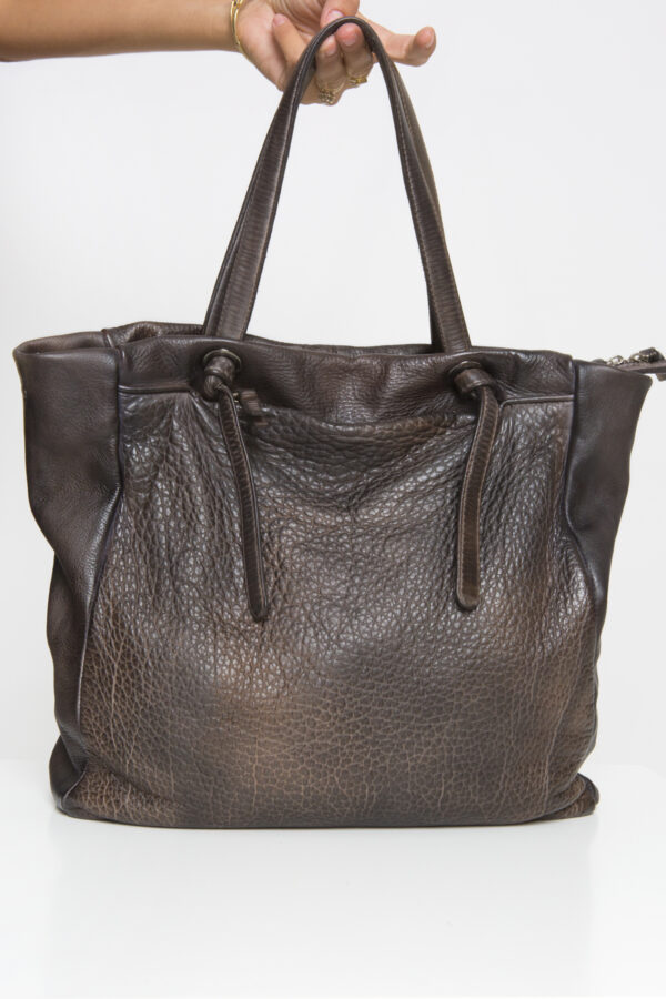 grana-brown-shopping-bag-weaved-leather-handmade-reptiles-house-matchboxathens