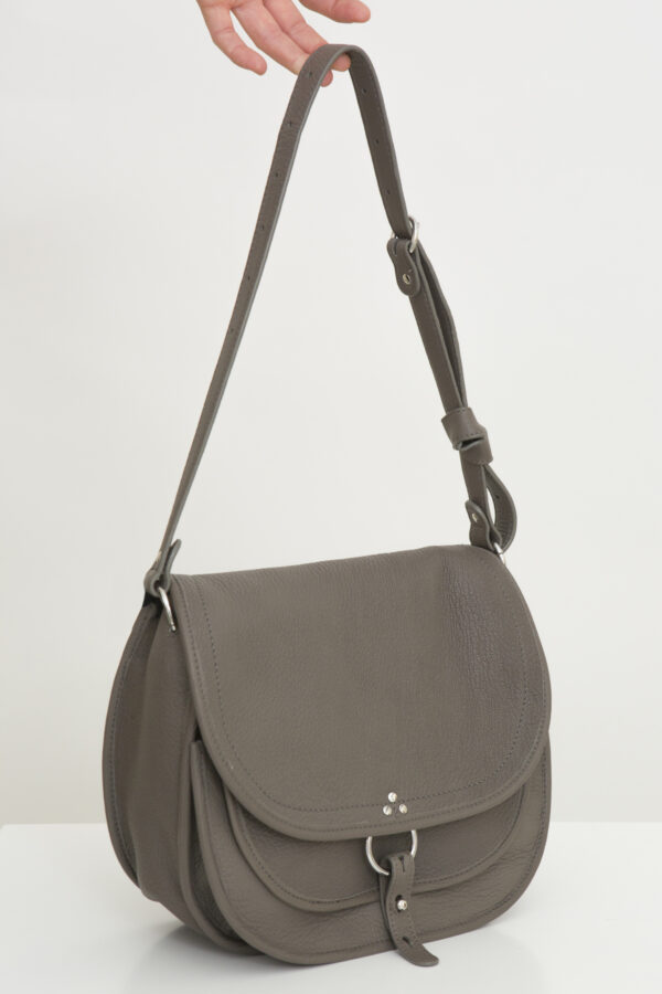 felix-L-bag-gris-grey-cross-body-leather-jerome -dreyfuss-matchboxathens