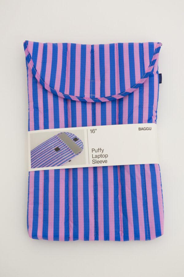 puffy-laptop-sleeve-pink-blue-stripe-baggu-matchboxathens