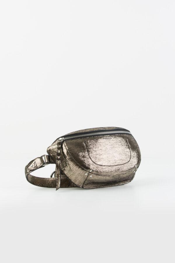 lino-belt-bag-metallic-sampagne-lame-jerome-dreyfuss-leather-matchboxathens