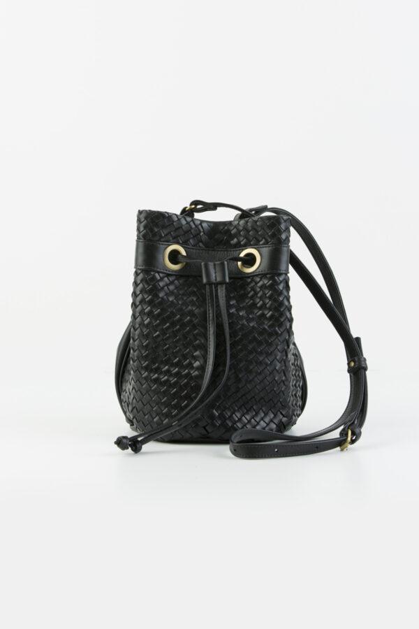 bosphore-bucket-leather-weaved-bag-black-claramnte-matchboxathens