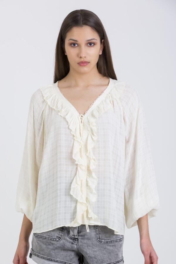 nelio-blouse-ivoire-viscose-vanesssa-bruno-matchboxathens