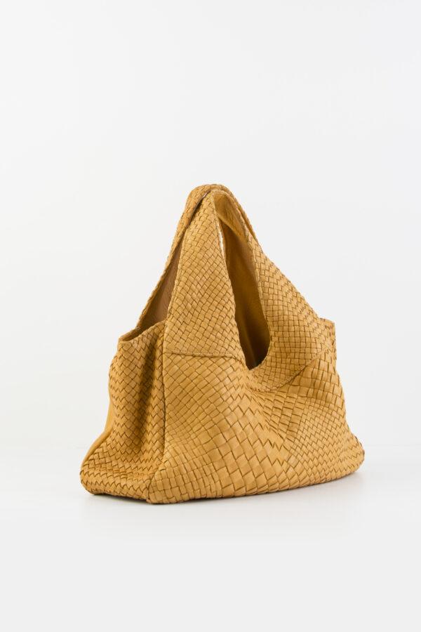 claramonte-camel-leather-weave-matchboxathens