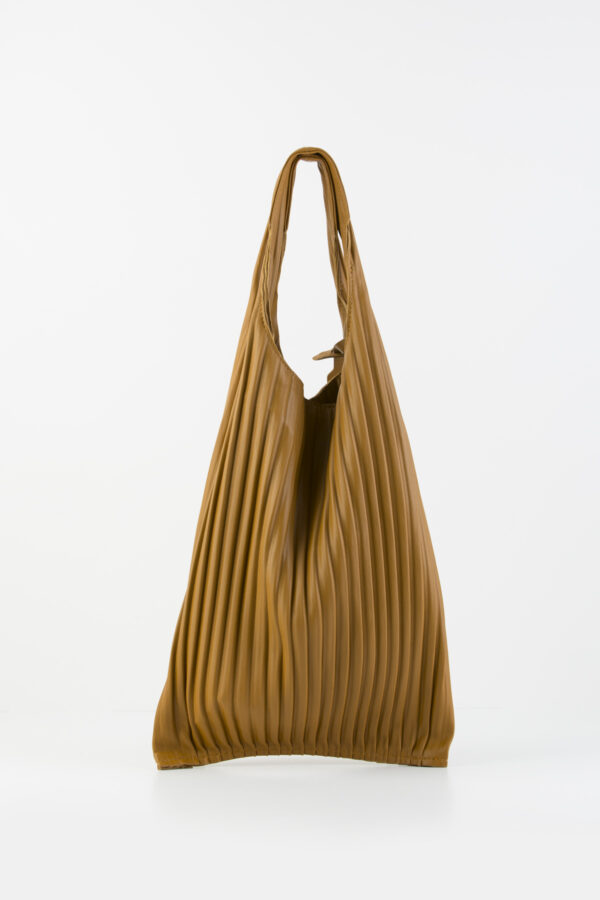 picasso-plisse-tabac-pleated-bag-leather-anita-bilardi-matchboxathens