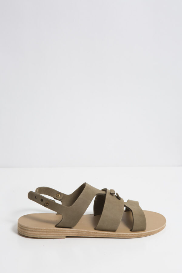 orient-kaki-sandal-leather-suede-valia-gabriel-matchboxathens