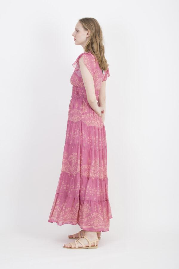 rachel-rose-floral-maxi-dress-ruufle-vanessa-bruno-matchboxathens