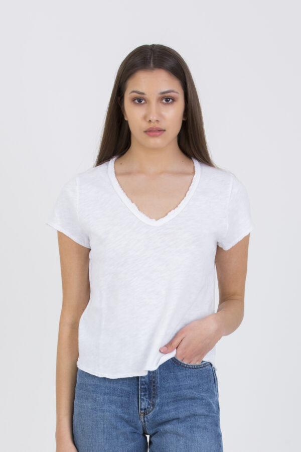 sonoma-tshirt-white-vintage-thick-vneck-american-vintage-matchboxathens