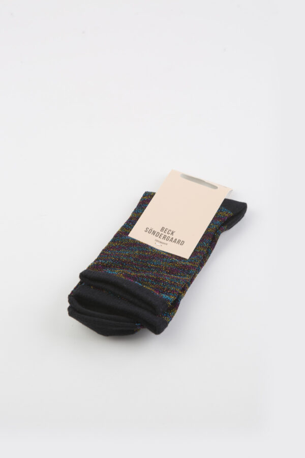 dina-solid-glitter-multicolor-socks-becksondergaard-matchboxathens