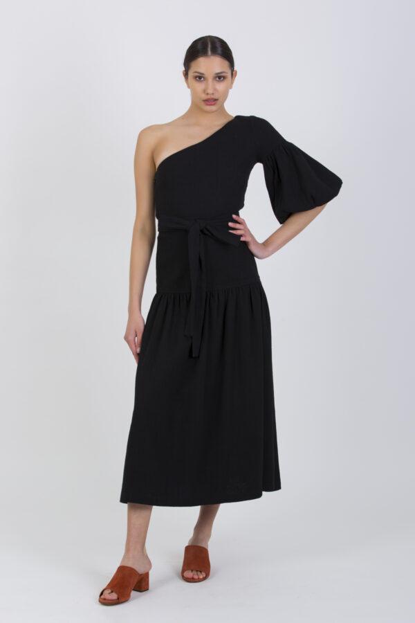 giselle-cotton-skirt-black-ruffles-bec-bridge-mathboxathens